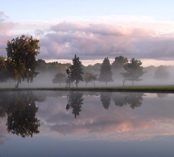 Brunsw Pond Reflect