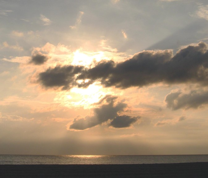 Florida Beach Sun Spot