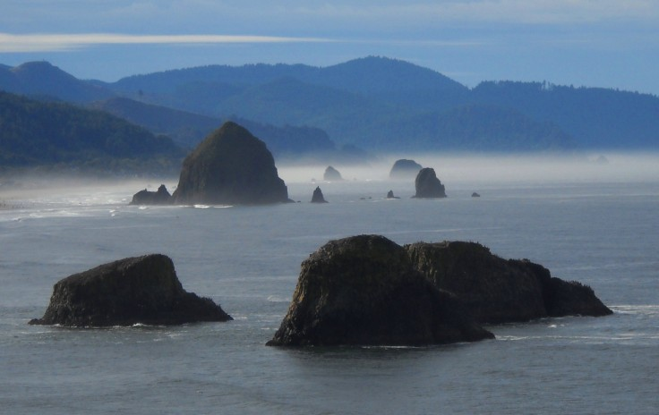 Ecola Rocks Mist