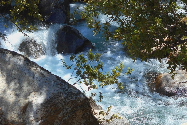 Roaring Falls Creek