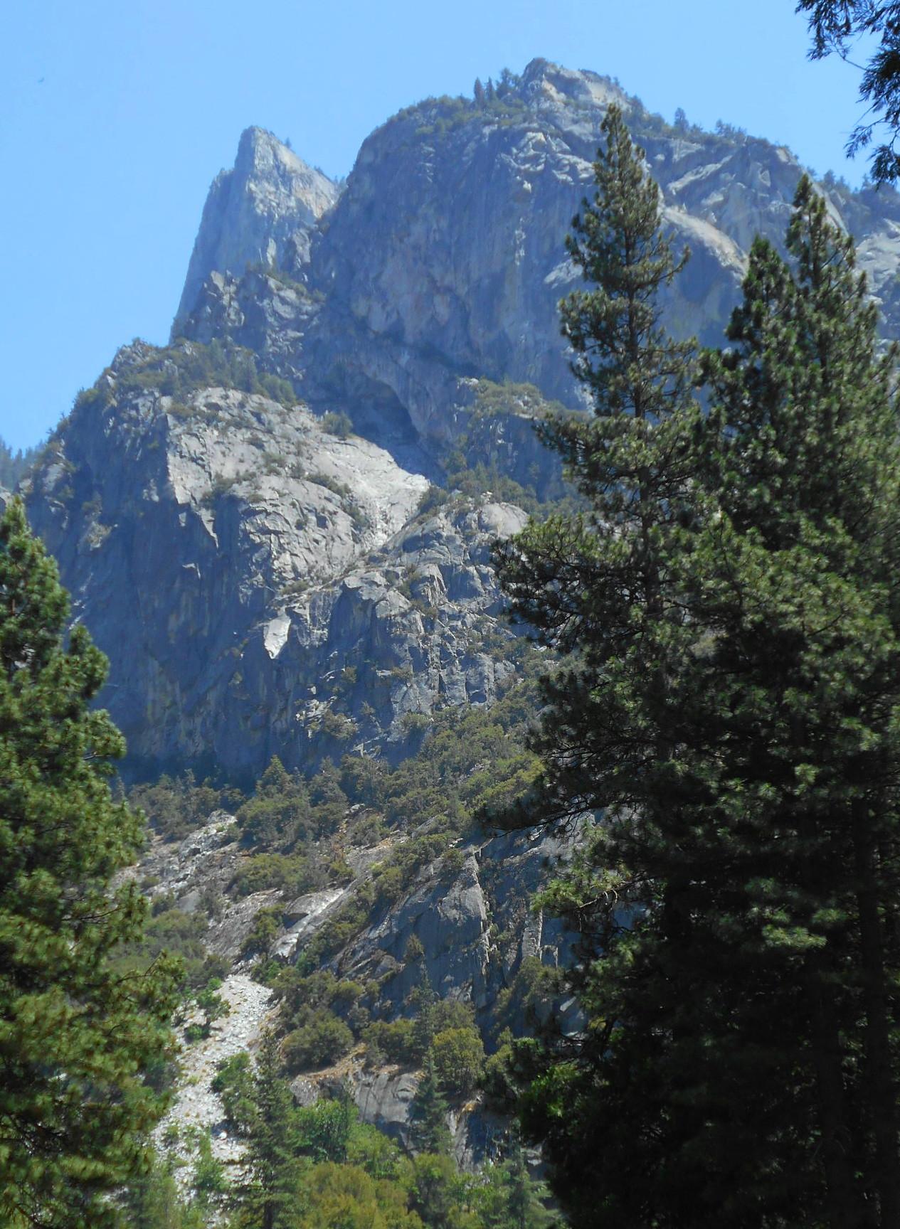 Kings Canyon Mtn