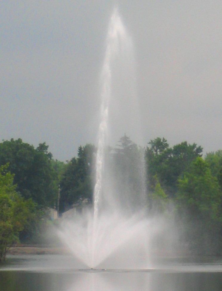 Berea Fountain