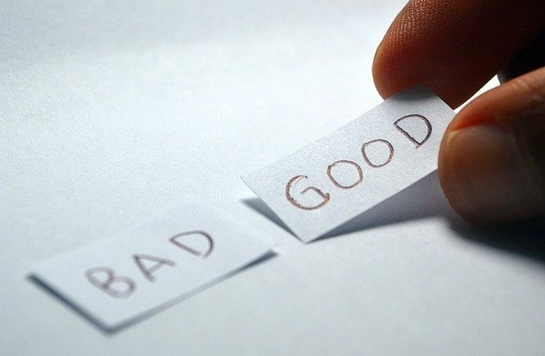 Good Bad Words