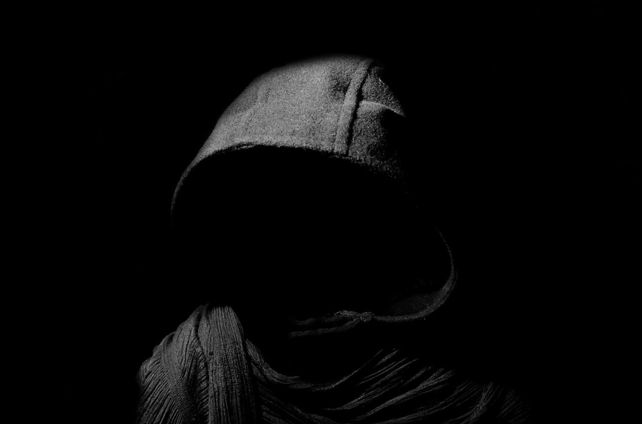 Hooded Dark Figure