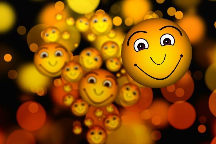 Smiley Faces Happy
